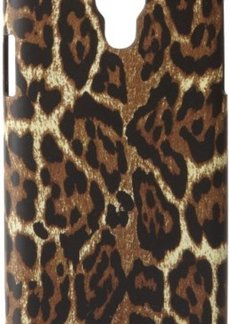 Juicy Couture Leopard Samsung Galaxy Cell Phone Case