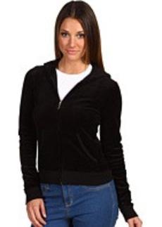 Juicy Couture Long Sleeve Zip Hoodie Rebel
