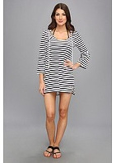 Juicy Couture Micro Terry Stripe Tunic