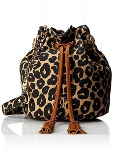 Juicy Couture Mini Bucket Malibu Creek Prints Shoulder Bag