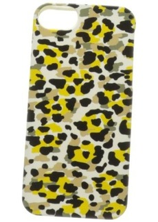 Juicy Couture Natural Leopard YTRUT411 Iphone 5 Case
