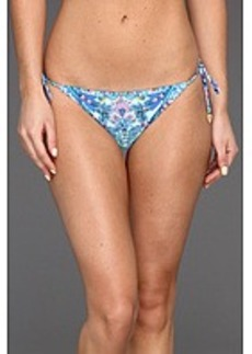 Juicy Couture Paisley Park Beaded Flirt String Bottom