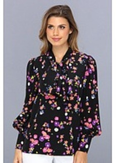 Juicy Couture Pansy Meadow Blouse