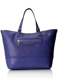 Juicy Couture Sierra Perforated Leather Tote
