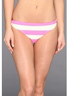 Juicy Couture Sixties Stripe Classic Bottom w/ Ring Detail