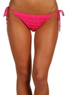 Juicy Couture Starlet Smocked String Bottom
