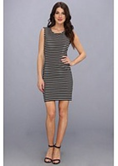 Juicy Couture Stripe Ottoman Dress