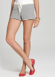 Juicy Couture Sunshine Striped Shorts