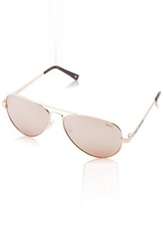 Juicy Couture Women's Heritage Aviator Sunglasses