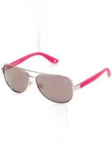 Juicy Couture womens JU203S Aviator Sunglasses
