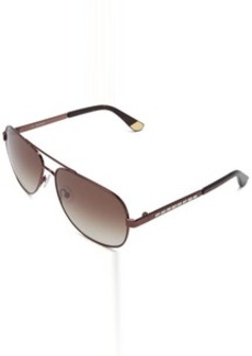 Juicy Couture Womens JU545S Aviator Sunglasses