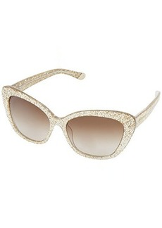 JUicy Couture Women's JU553S Cat-Eye Sunglasses