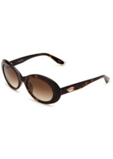 Juicy Couture Women's Juicy 500/S Oval Sunglasses