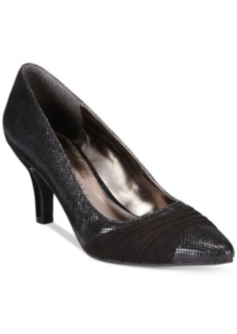 Dress Pumps, Only at Macy39;s Women39;s Shoes  Shoes  Shop It To Me