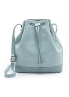 Benah for Karen Walker Enid Drawstring Bucket Bag