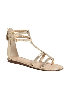 kate spade new york 'adagio' leather gladiator thong sandal