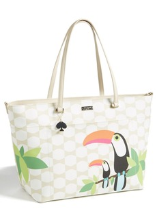 kate spade new york 'bow tile - francis' baby bag