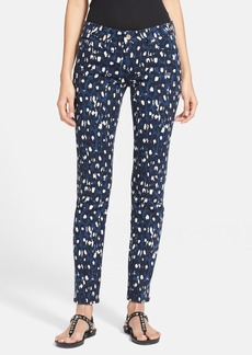 kate spade new york 'broome street' leopard print jeans