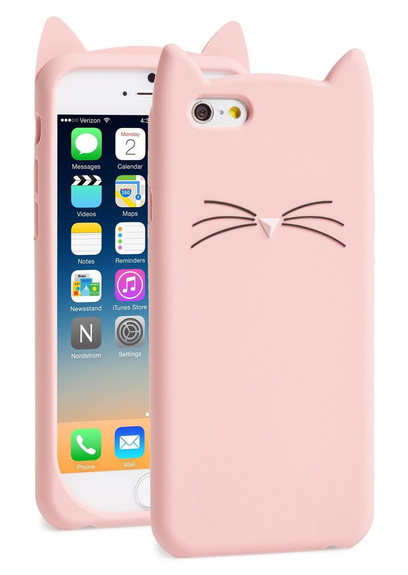 Kate Spade Cat Phone Case Iphone