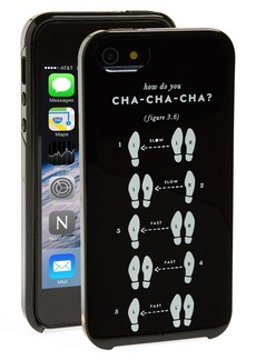 kate spade new york 'cha cha steps' iPhone 5 Case