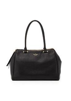 kate spade new york charles street kensington satchel bag, black