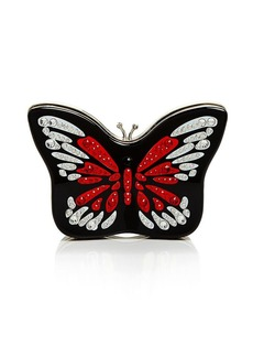 kate spade new york Clutch - Wing It Small Embellished Butterfly