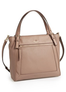 kate spade new york 'cobble hill - peters' leather tote