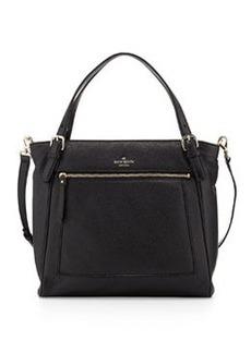 kate spade new york cobble hill peters tote bag, black