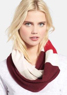 kate spade new york colorblock infinity scarf
