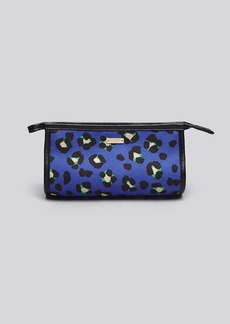 kate spade new york Cosmetic Case - Cobble Hill Fabric Small Iris