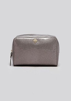 kate spade new york Cosmetic Case - Large Glitter Bug