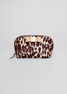 kate spade new york Cosmetic Case - Veranda Place Annabella Leopard