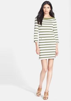 kate spade new york cotton shift dress