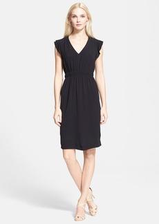 kate spade new york crepe dress
