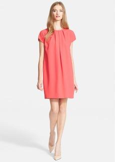 kate spade new york crepe shift dress