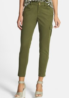 kate spade new york crop cargo pants