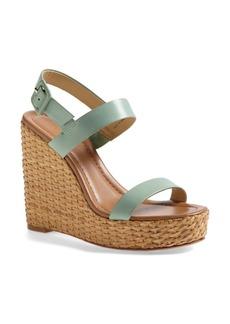 kate spade new york 'dancer' wedge sandal