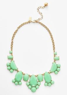 kate spade new york 'day tripper' bib necklace