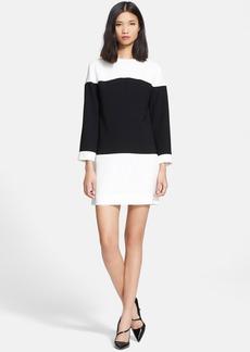 kate spade new york 'delray' colorblock shift dress