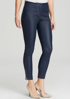kate spade new york Estella Skinny Leather Pants