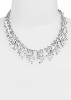 kate spade new york 'evening affair' fringed collar necklace