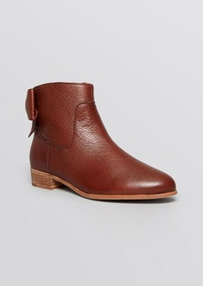 kate spade new york Flat Booties - Prospect Bow