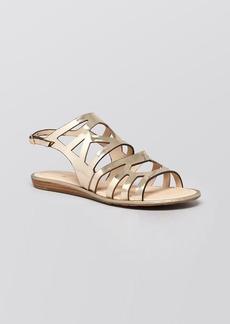 kate spade new york Flat Gladiator Sandals - Aster
