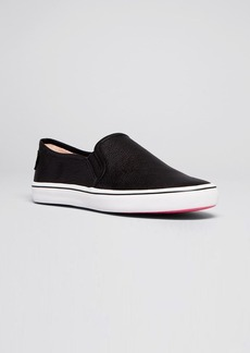 kate spade new york Flat Slip On Sneakers - Serena