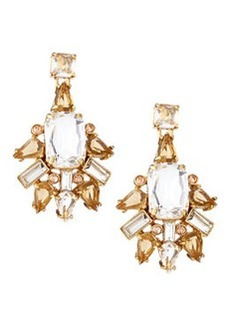 kate spade new york formal facets chandelier earrings