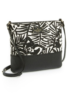 kate spade new york 'grove court - fabric cora' crossbody