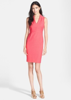 kate spade new york 'gwendolyn' woven sheath dress