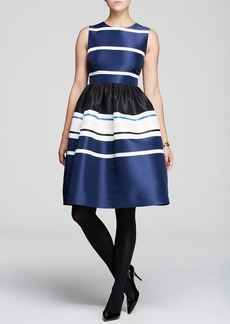 kate spade new york Holiday Stripe Dress