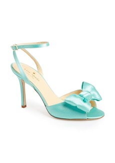 kate spade new york 'ilexa' satin sandal
