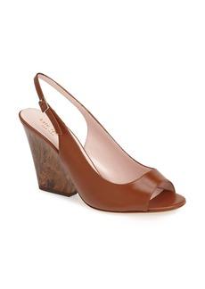 kate spade new york 'iola' slingback sandal (Women)